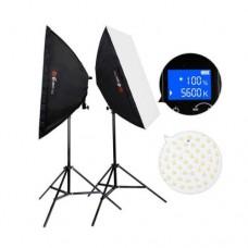 Eirmai YD601 LED Light SoftBox Kit