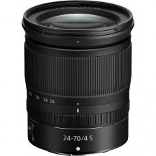Nikon NIKKOR 24-70mm f/4 S Lens