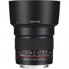 Samyang 85 mm F1.4 Lens AS IF UMC for Canon