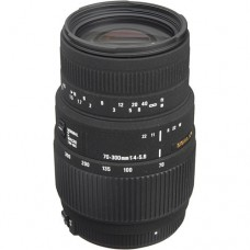 Sigma 70-300mm F4-5.6 DG Macro - Canon