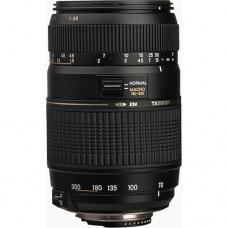 Tamron 70-300mm f/4-5.6 Di LD Macro Autofocus Lens for Nikon
