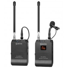 BOYA BY-WFM12 VHF Wireless Microphone System