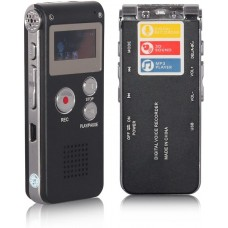 Digital Voice Recorder 8GB