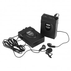 BOYA BY-WM5 WIRELESS LAPEL WITH LAVALIER MICROPHONE