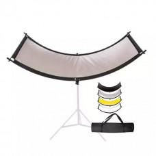 U Shap Reflector 60x160cm