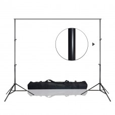 Heavy duty Backdrop stand 3x3m with bag
