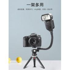Kingjoy K2 Mini Tripod VLOG video photo Shoot