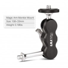 UURIG R002 Universal Magic Arm Extension Mounting Adapter for DSLR