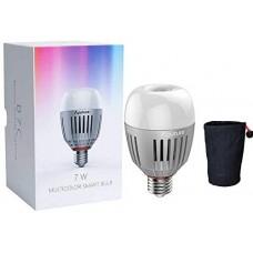 Aputure Accent B7C 7W RGBWW LED Smart Bulb