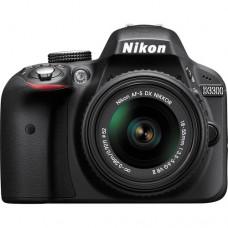 Nikon D3300 SLR CAMERA w/18-55 VRII