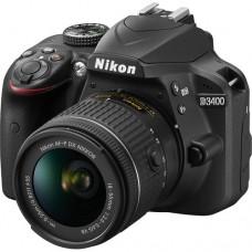 Nikon D3400 DSLR Camera Kit