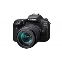 Canon EOS 90D with 18-135 USM