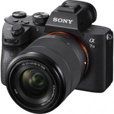 Sony Alpha a7 III Mirrorless Digital Camera with 28-70mm Lens