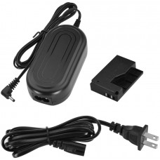 ACK-E15 Replacement AC Power Adapter Kit for Canon