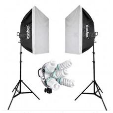 Godox TL-5 E27 5 Socket Light Kit
