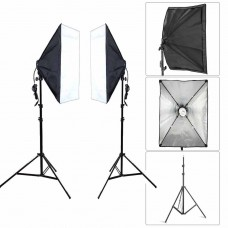 Continuous SoftBox Lighting Kit