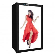 PULUZ Studio LED Light Box 200cm With 1 Backdrops