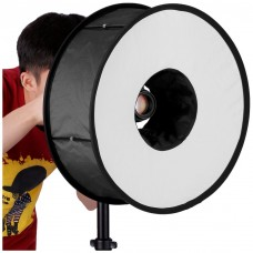 Newly 46cm Beauty Dish Collapsible Softbox For Speedlight