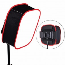 Portable Diffuser Photography Video LED Light Panel Softbox